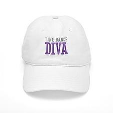 Line Dance DIVA Baseball Baseball Cap