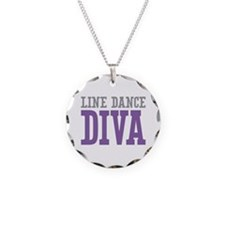 Line Dance DIVA Necklace