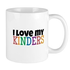 Love My Kinders Mugs
