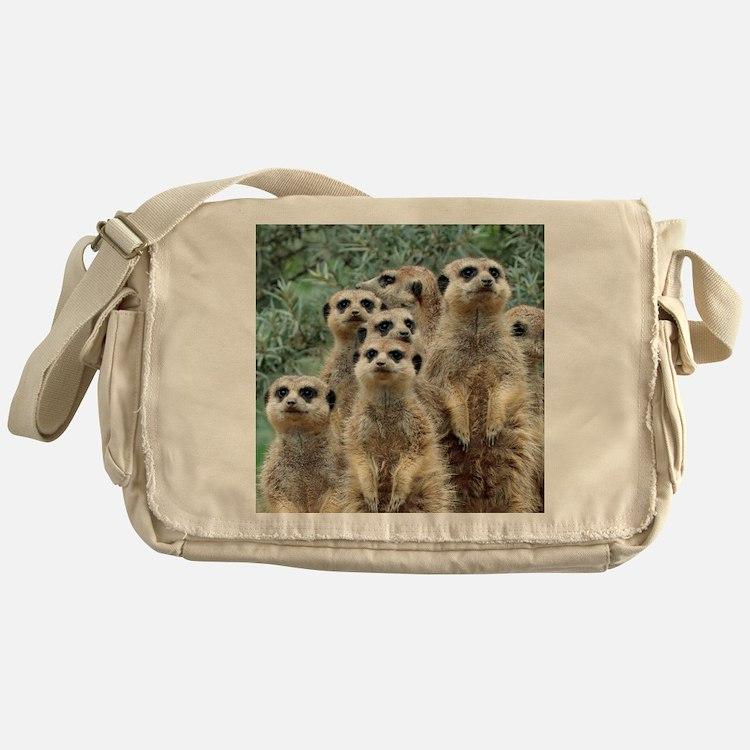 Meerkat012 Messenger Bag
