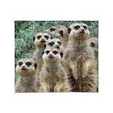 Meerkat Blankets
