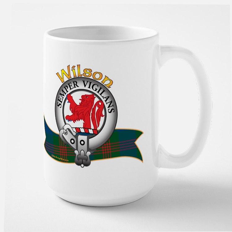 Wilson Clan Mugs