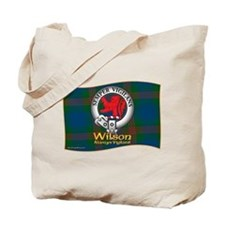 Wilson Clan Tote Bag