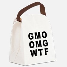 GMO OMG WTF Canvas Lunch Bag