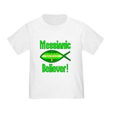 Messianic Believer! T