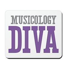 Musicology DIVA Mousepad