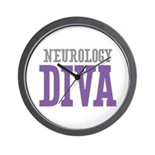 Neurology DIVA Wall Clock