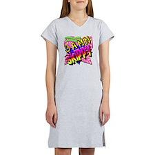Damn Skippy Women's Nightshirt