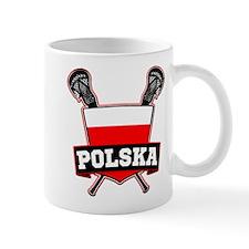Polska Polish Lacrosse Mugs