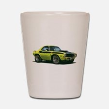 BabyAmericanMuscleCar_70CHLGR_Yellow Shot Glass