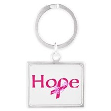 Hope Ribbon Keychains