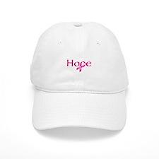 Hope Ribbon Baseball Baseball Cap