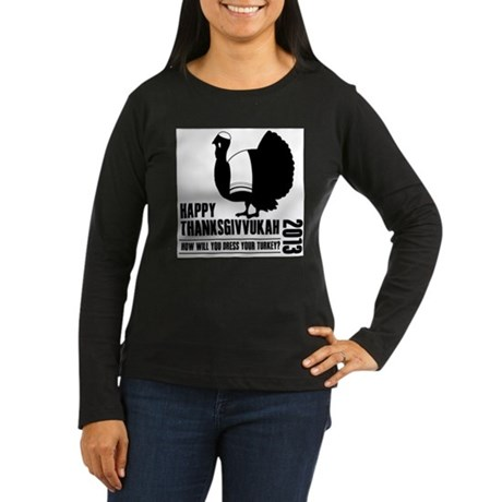 Thanksgivvukah Long Sleeve T-Shirt