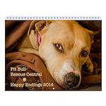 PBRC's Happy Endings 2014 Calendar