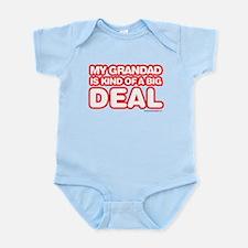 My Grandad is kind of a big deal Infant Bodysuit