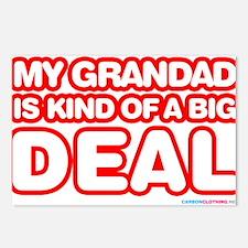 My Grandad is kind of a big deal Postcards (Packag