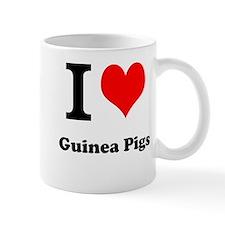 I love guinea pigs Mugs