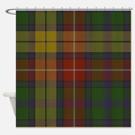Buchanan Tartan Shower Curtain