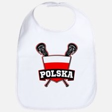 Polska Polish Lacrosse Bib