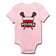 Polska Polish Lacrosse Body Suit