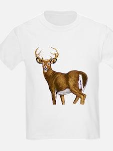 White Tail Deer Buck T-Shirt