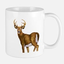 White Tail Deer Buck Mug