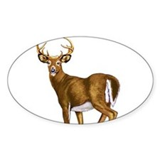 White Tail Deer Buck Decal