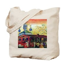Shostakovich Museum of Art Tote Bag