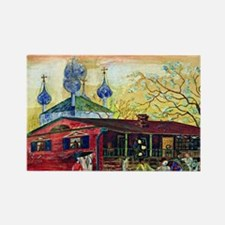 Shostakovich Museum of Art Rectangle Magnet
