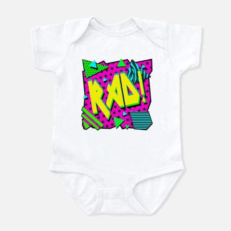Rad! Infant Bodysuit