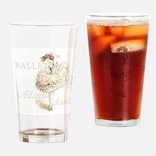 sweet ballerina  Drinking Glass