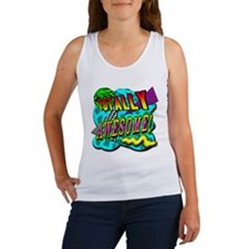 Totally Awesome! Women's Tank Top