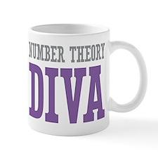 Number Theory DIVA Mug