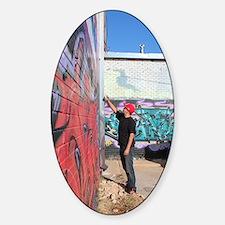 graffiti artist Stickers