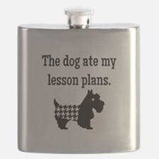 Dog Ate My Lesson Plans Flask