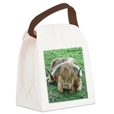 Hamish Canvas Lunch Bag