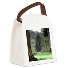 Inchmahome Priory Canvas Lunch Bag