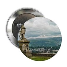 "Robert the Bruce 2.25"" Button"