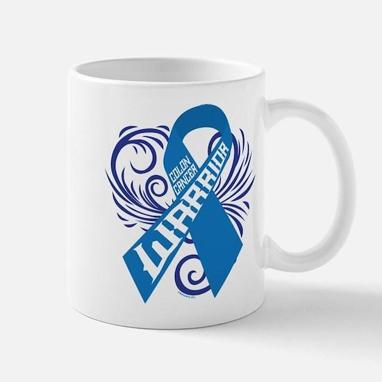 Colon Cancer Warrior Mug