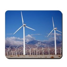 Wind Farm Mousepad