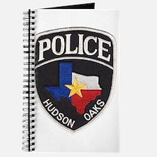 Hudson Oaks Police Journal
