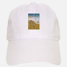 Washed Up on Shore no edges Baseball Baseball Baseball Cap