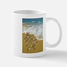 Washed Up on Shore no edges Mugs