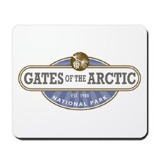 Gates of the Arctic National Park Mousepad