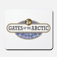 Gates of the Arctic National Park Mousepad