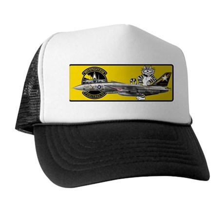 VF-33 Starfighters Trucker Hat
