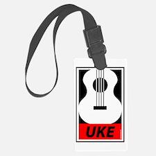 Obey the Uke Luggage Tag