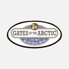 Gates of the Arctic National Park Patches