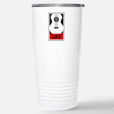 Obey the Uke Travel Mug