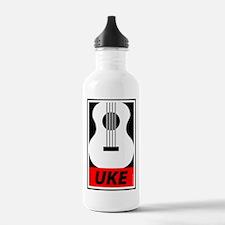 Obey the Uke Water Bottle
